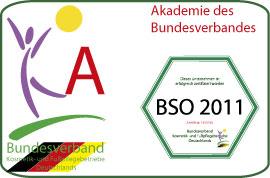 Akademie des Bundesverbandes, zertifiziert nach BSO